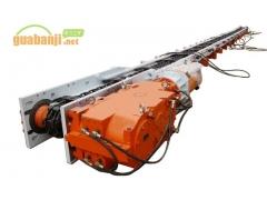 SGZ悬挂式固体填充刮板输送机